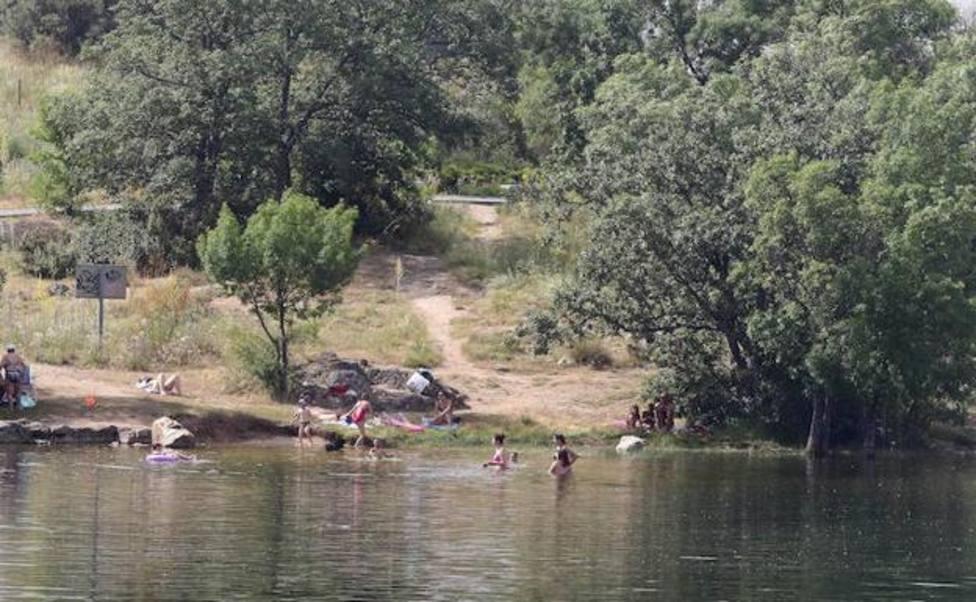 Muere ahogado un joven de 15 años en el pantano segoviano del Pontón Alto