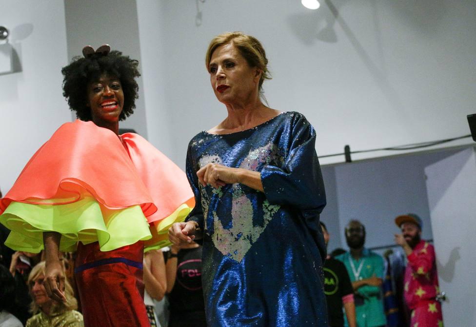 Semana de la Moda de Nueva York - Agatha Ruiz de la Prada