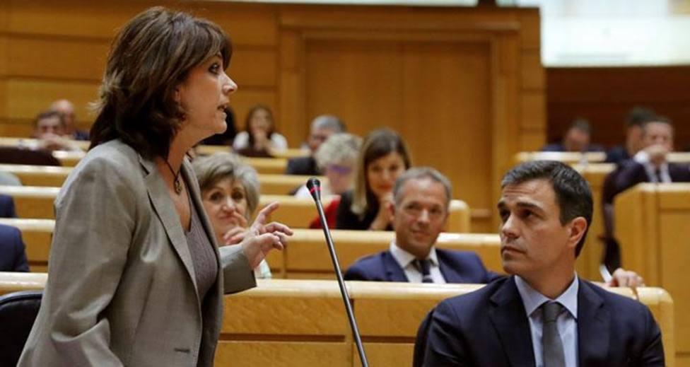 La injerencia de Sánchez en la fiscalía: una clara declaración de intenciones y un mensaje al independentismo