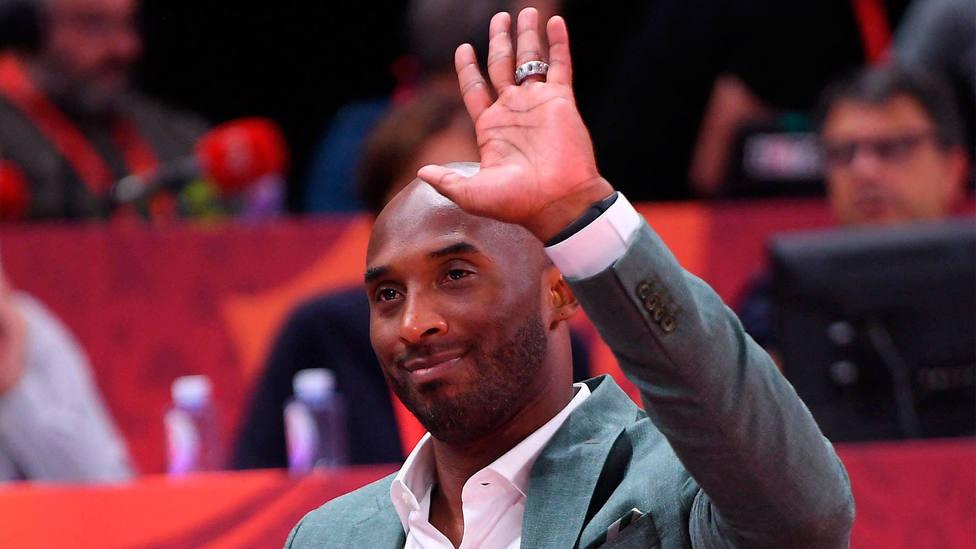 Kobe Bryant, durante la final del Mundial de basket 2019 en China. CORDONPRESS