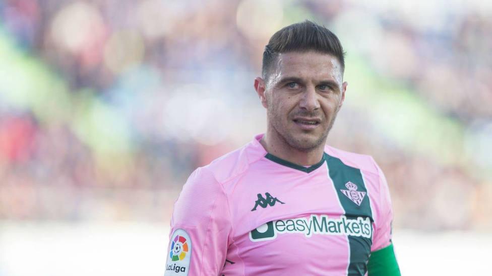 Spanish La Liga soccer mach Getafe vs Betis