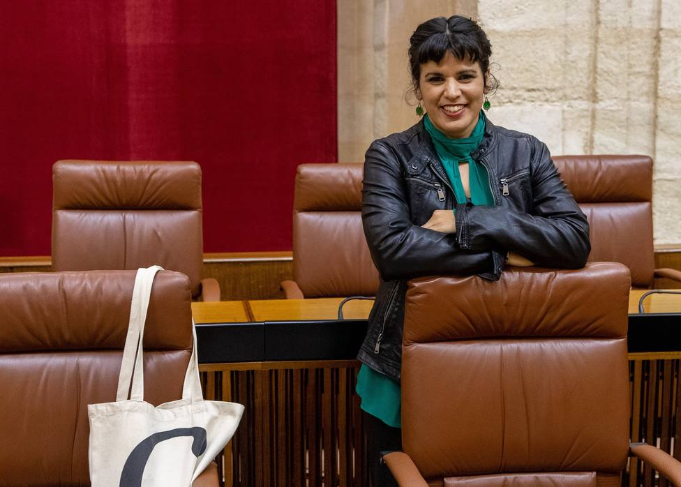 Teresa Rodríguez se queda en Podemos: No es una división, es separación acordada