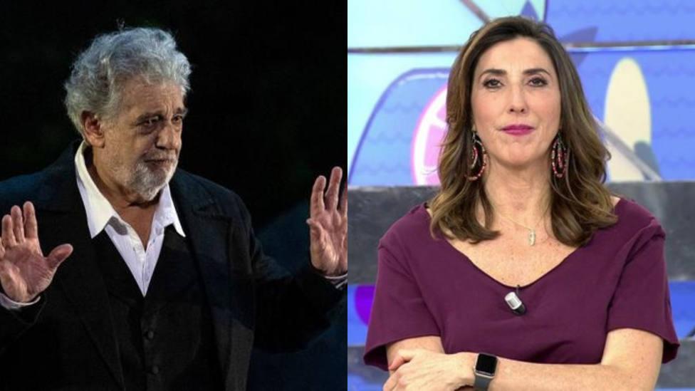 Paz Padilla sobre los supuestos abusos de Plácido Domingo: los delitos sexuales no deberían prescribir