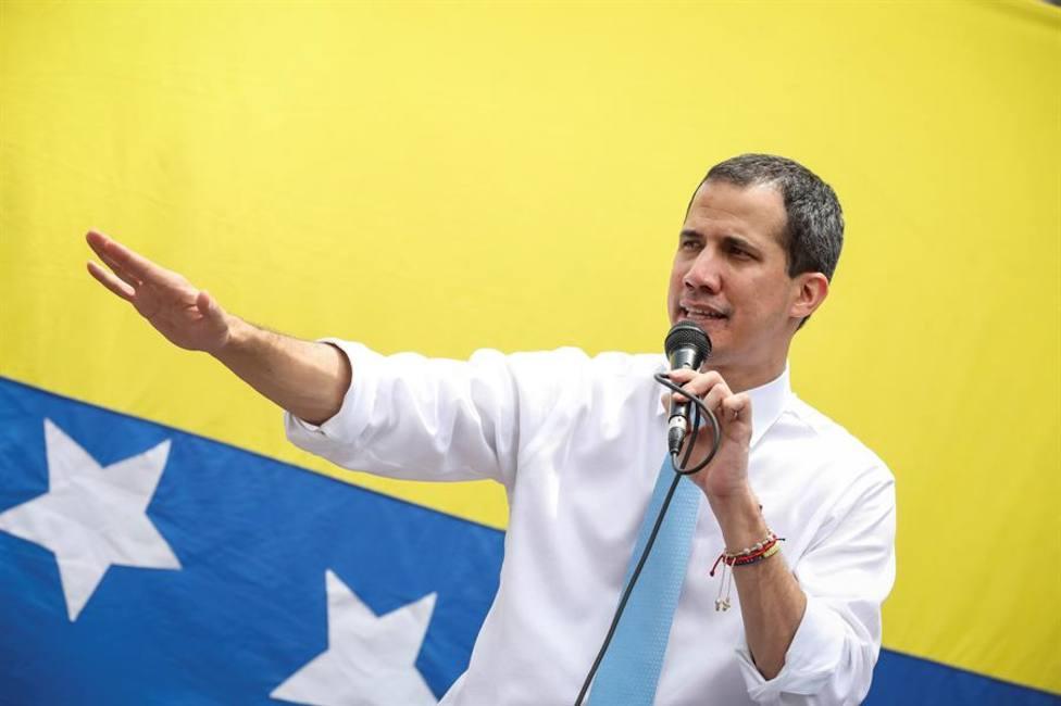 Guaidó denuncia un registro en su casa con la excusa de un supuesto contagio de coronavirus