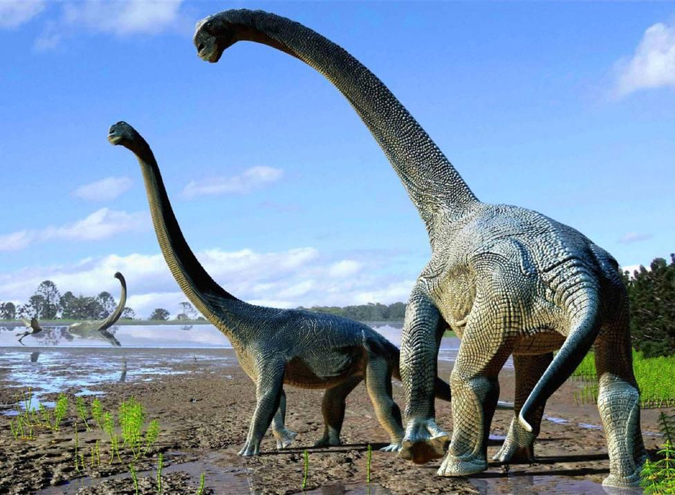 La Peninsula Iberica Cuna De Los Grandes Dinosaurios Zaragoza Cope Menos mal que los humanos ¿cómo? grandes dinosaurios zaragoza
