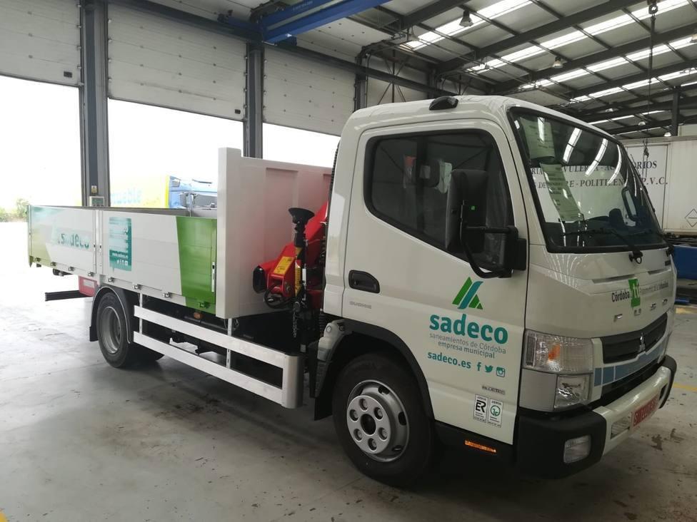 Sadeco contratará a 80 empleados para las labores de desinfección diaria con 12 vehículos nuevos