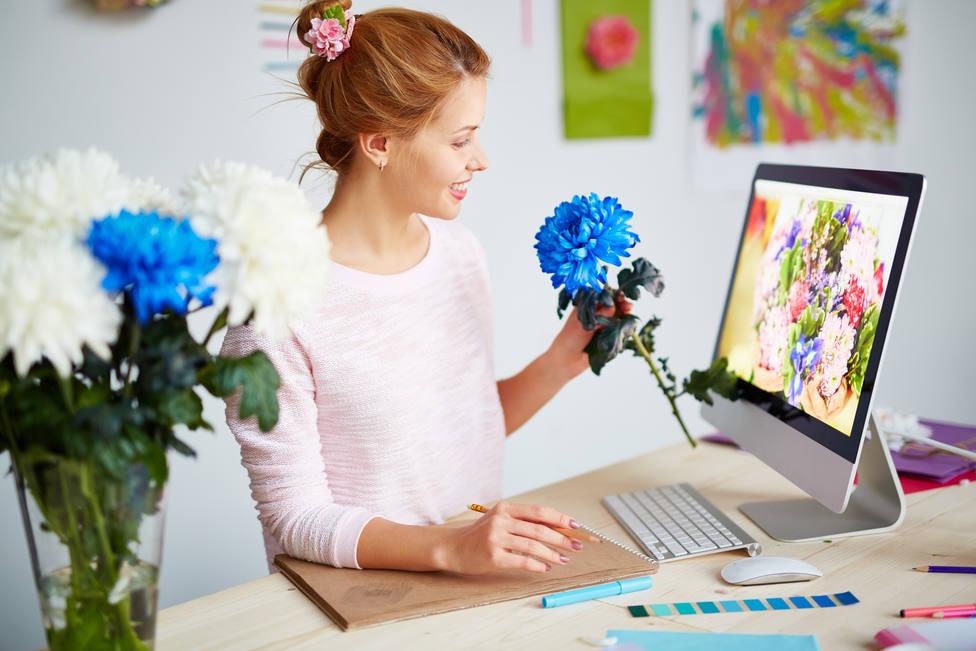 ¿Sabes que cada espacio de la casa tiene una flor adecuada?