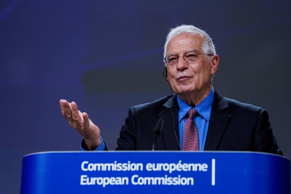 Borrell defiende una relación realista con Pekín y asegura que la UE no está en la confrontación con China