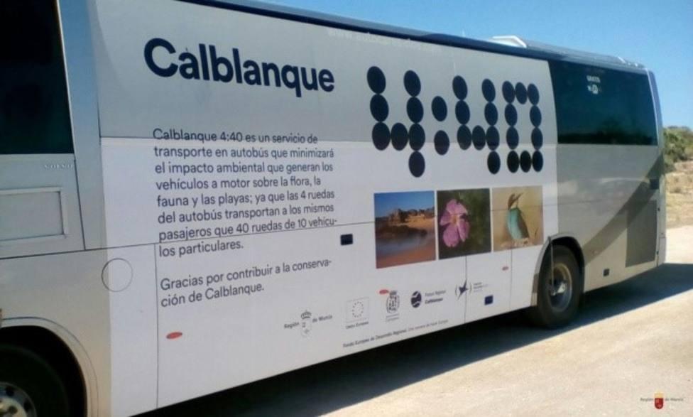 Restringido el acceso de vehículos a motor a Calblanque