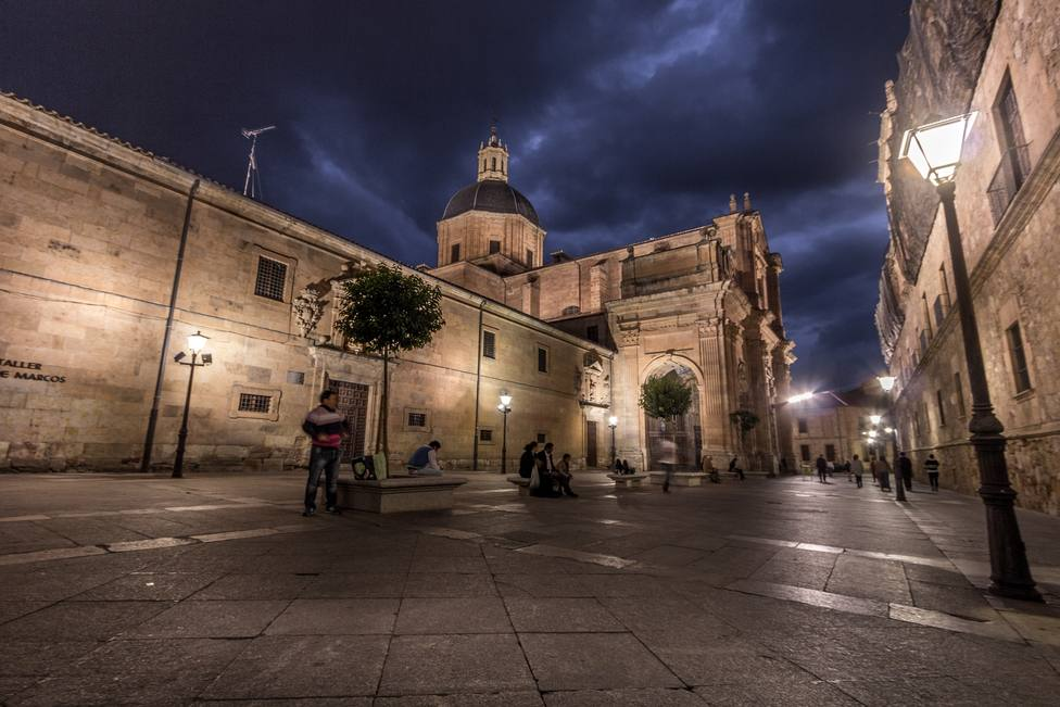 Iglesia de la Purisima de Salamanca