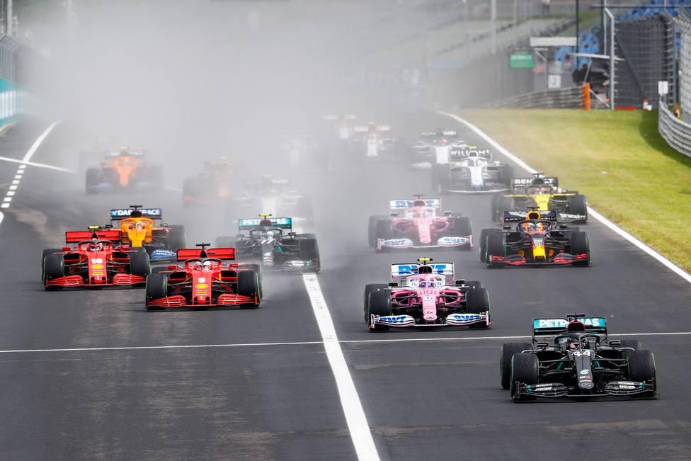 GP Hungría