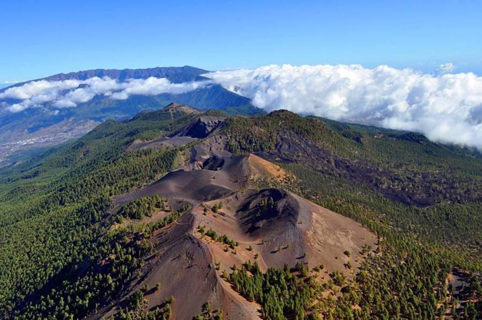 Volcán Cumbre Vieja La Palma