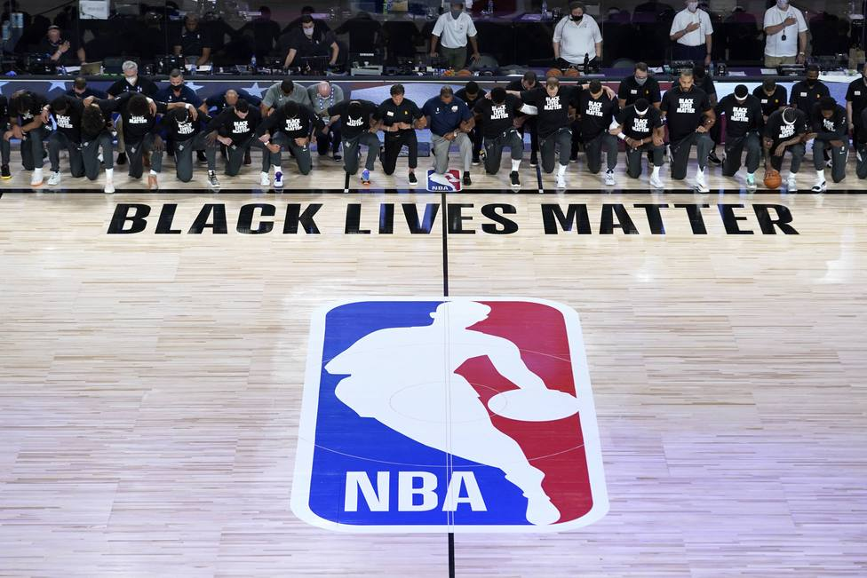 NBA. Black Lives Matter