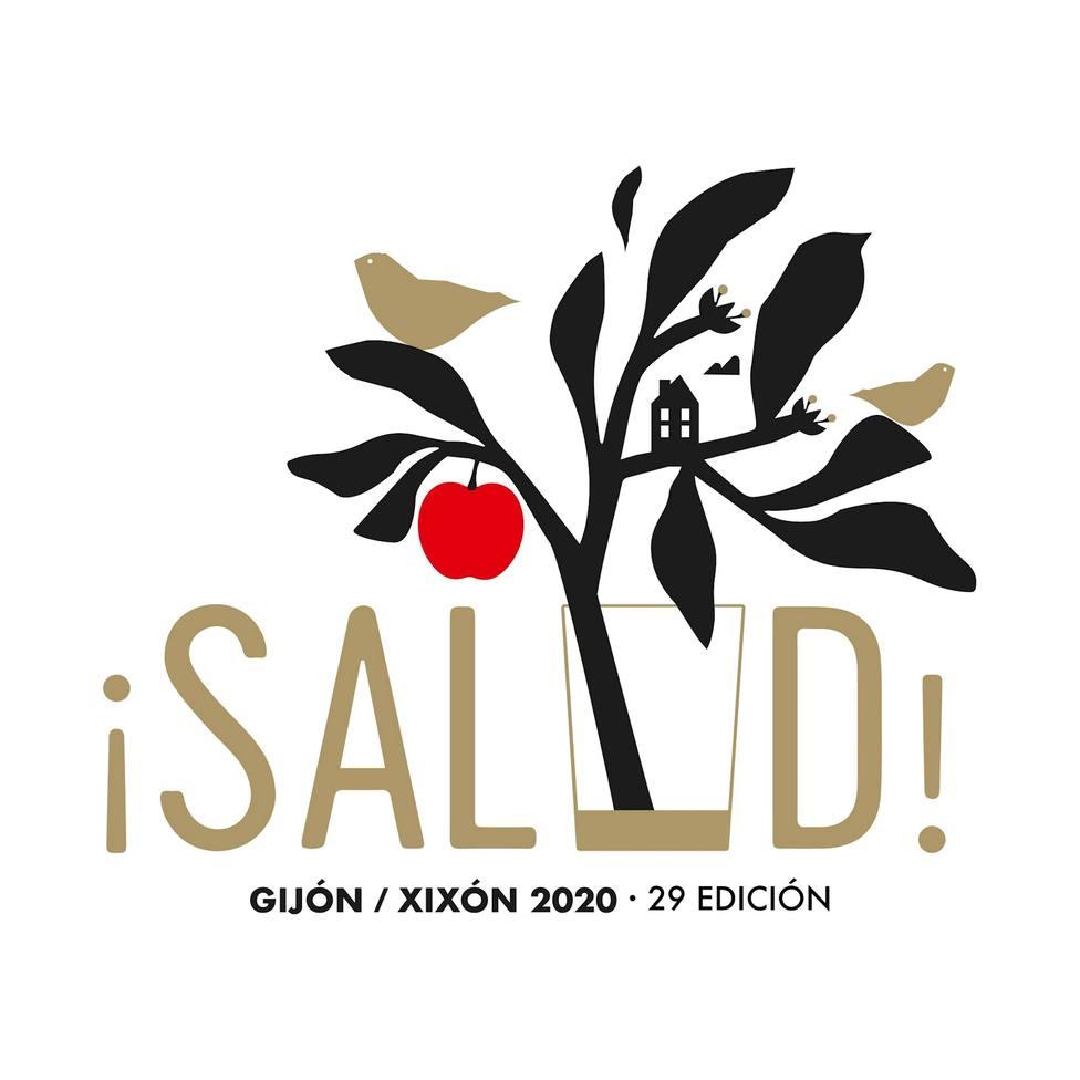 Foto cartel de la XXIX Fiesta de la Sidra Natural de Gijón