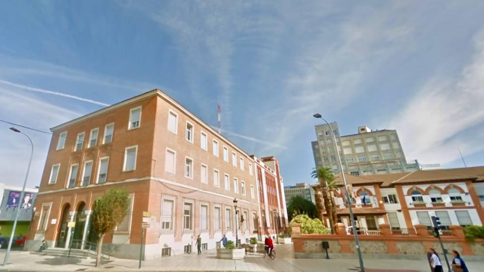 Edificio Correos Badajoz