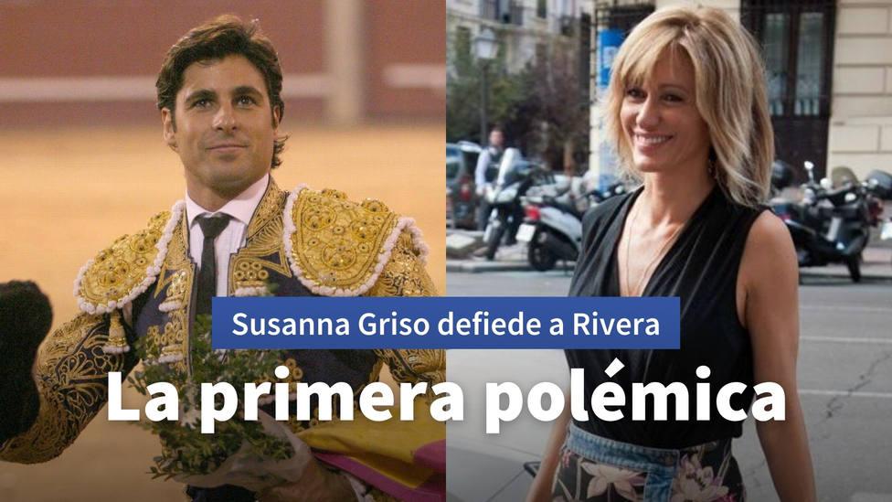 Susanna Griso defiende a Fran Rivera de la primera polémica de la temporada en Espejo Público