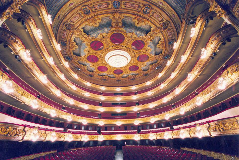 Foto de recurso del Gran Teatre del Liceu.