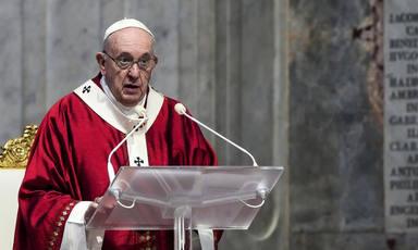 Palabras del Papa Francisco sobre el campo de refugiados en Moria