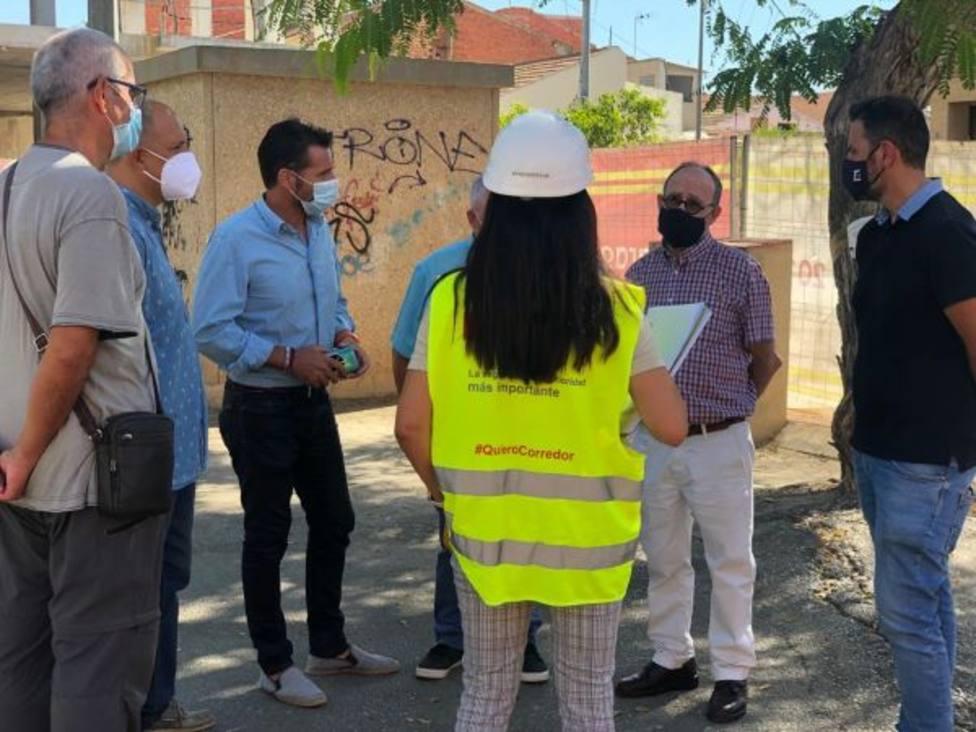 Arrancan las obras de ampliación del consultorio de Churra