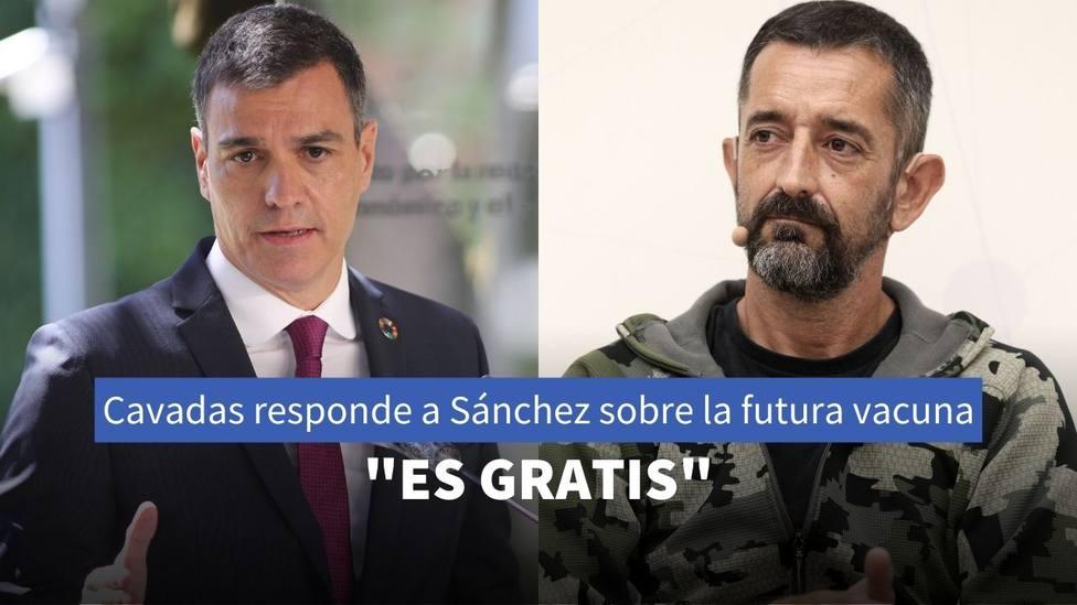 El doctor Cavadas contradice a Sánchez respecto a la vacuna contra la covid-19 y su llegada a España