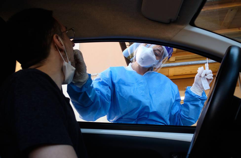 El coronavirus da un respiro en Italia, que notifica 2.578 contagios y 18 muertes en 24 horas