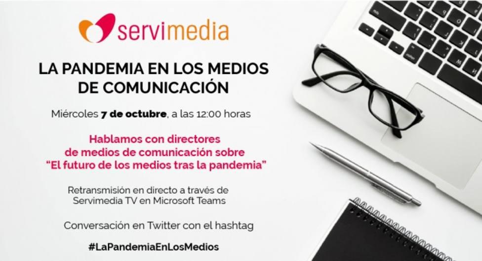 Los medios de comunicación debaten sobre su labor durante la pandemia y las consecuencias para el sector