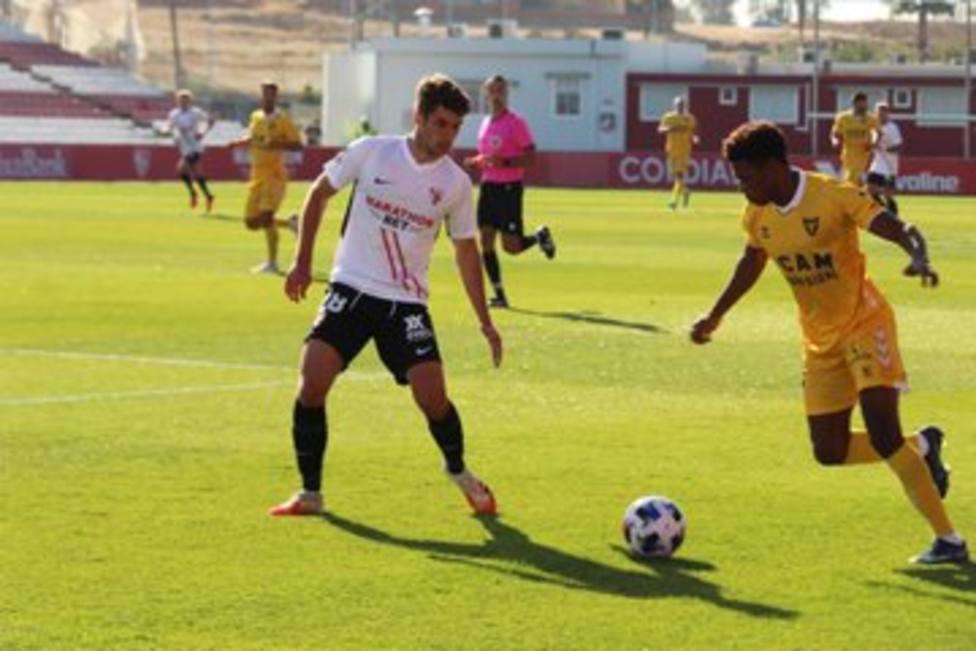 UCAM Murcia CF regresa con triufo de Sevilla