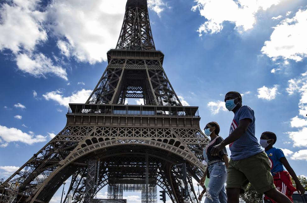 Francia registra un nuevo récord de contagios de covid-19 tras comunicar 41.000 en un solo día