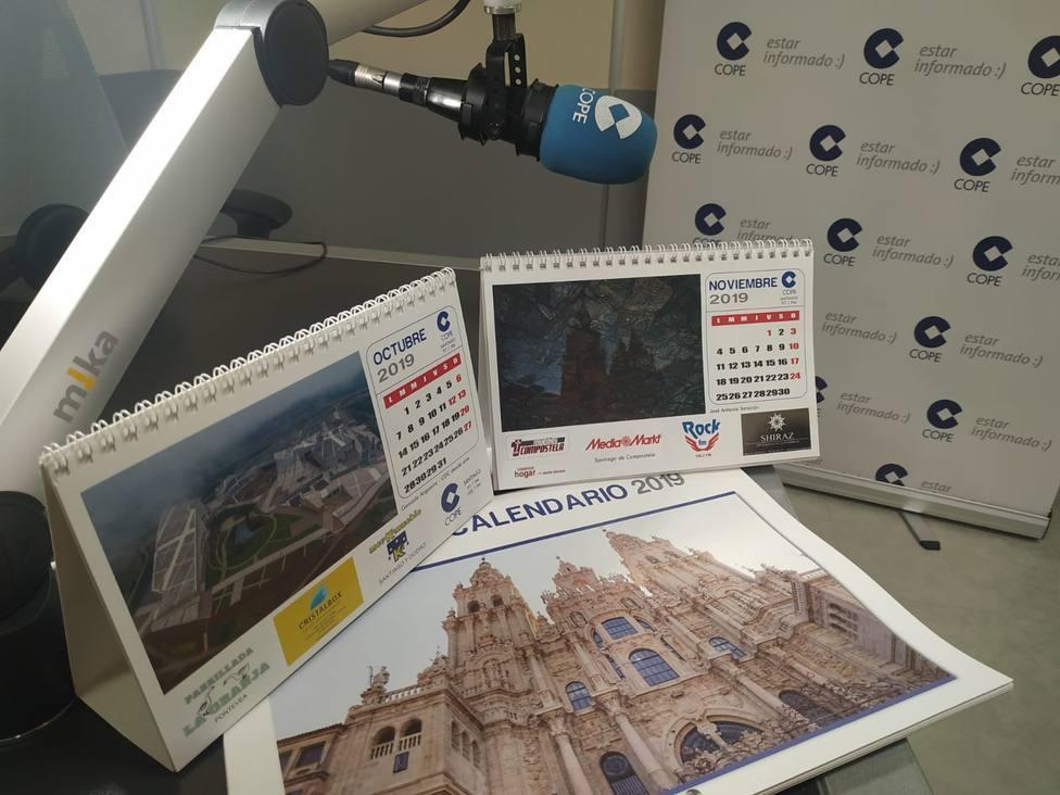 ¡Vuelve el calendario de COPE Santiago! Edición 2021