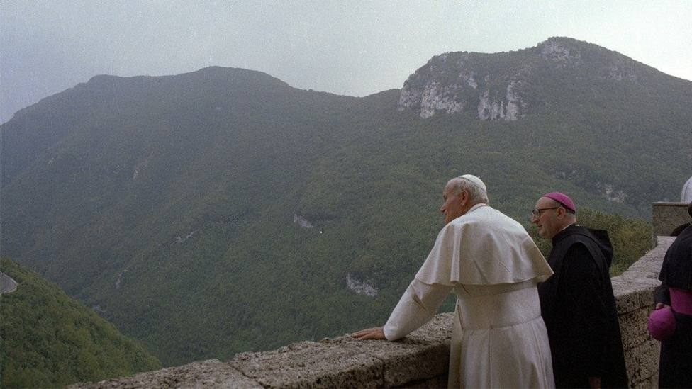 Así es el pueblo que Juan Pablo II visitaba en secreto y al que actualmente van miles de peregrinos