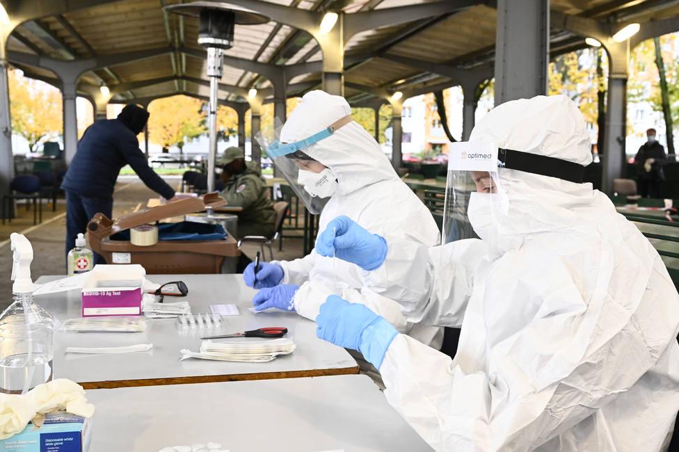 Más de medio millón de casos confirmados de la covid-19 en el mundo en un día