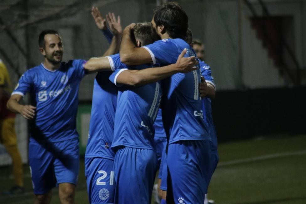 Carlos Álvarez marcó uno de los goles del Rácing Murcia
