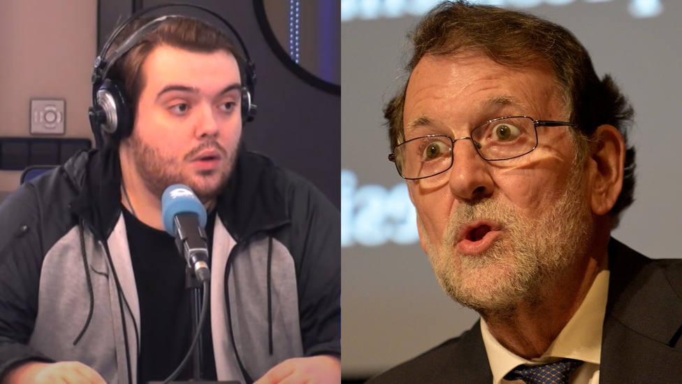 El lamento de Ibai Llanos con Mariano Rajoy: No supe valorarle