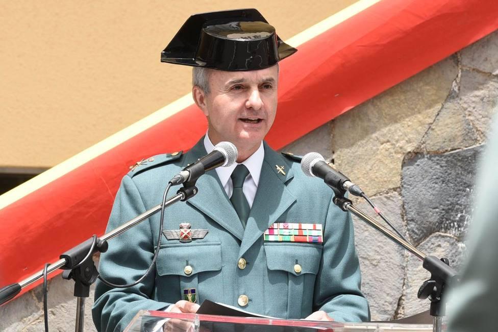 El general Arribas no ha sido cesado como general en Canarias