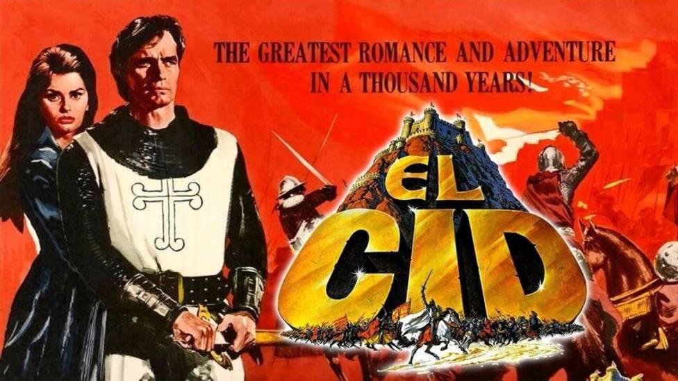 """Hoy martes, en TRECE, la historia de """"El Cid"""" uno de los caballeros legendarios de la Edad Media, a las 14:30h"""