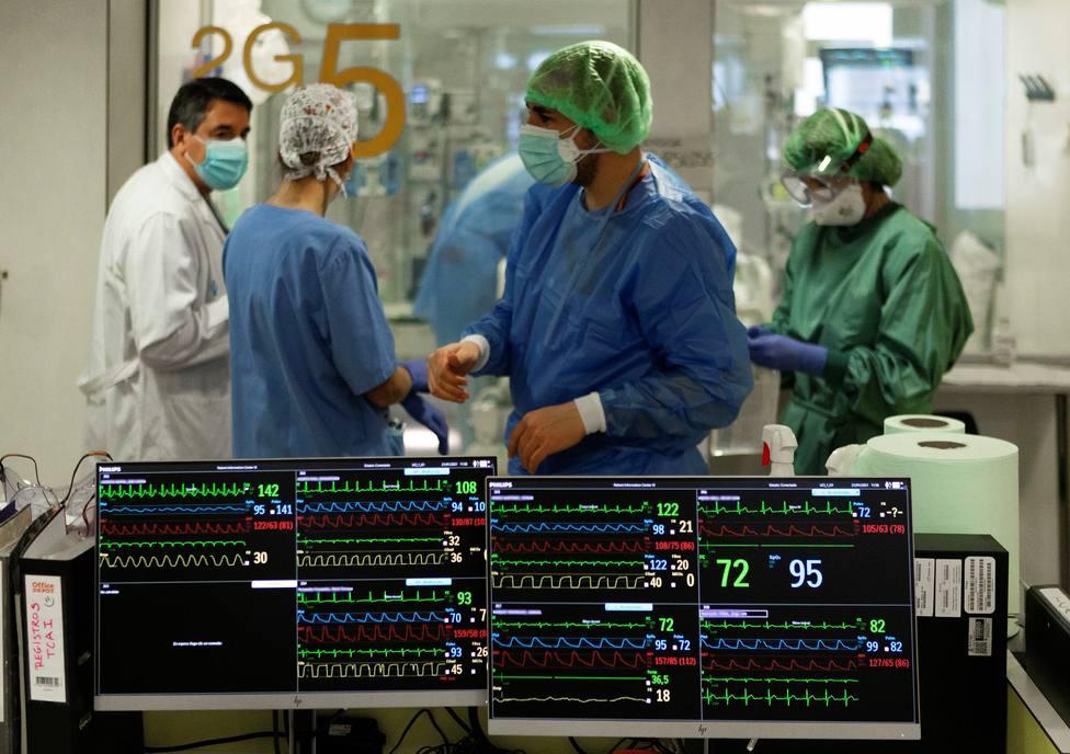 Casi el 10% de los positivos de la pandemia se han registrado en la última semana