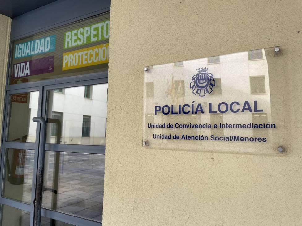 La Policía Local de Logroño quiere concienciar a los jóvenes para evitar aglomeraciones en los recreos