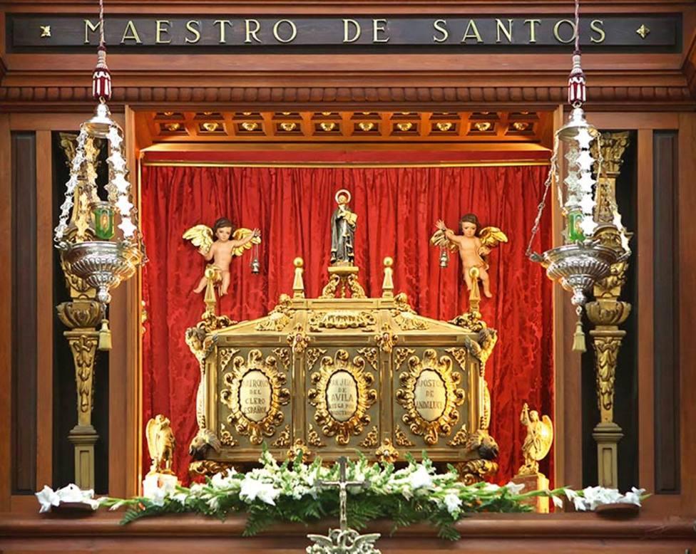 Córdoba y Montilla acogerán el III Congreso Internacional Avilista, organizado por el Obispado y el Cabildo