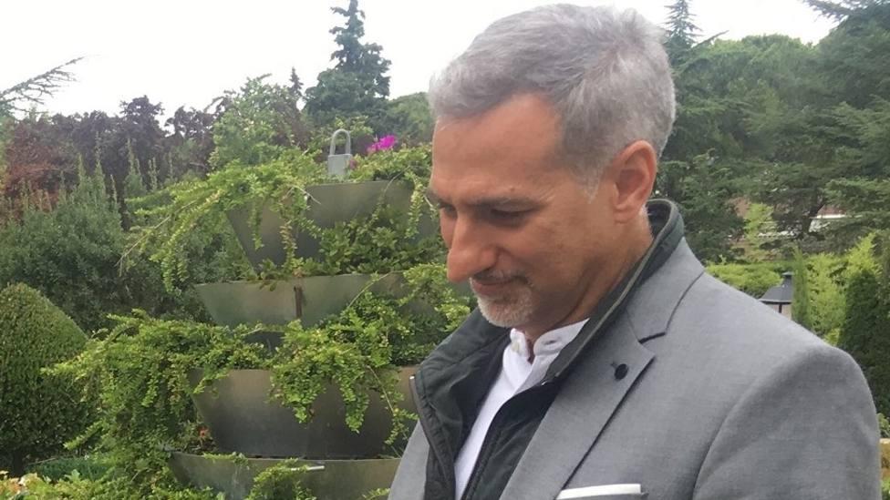 Iván Pizarro, concejal de Medio Ambiente y Urbanismo
