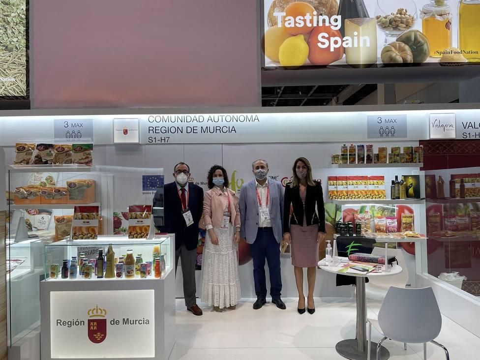 Diez empresas participan en la feria Gulfood Dubai de la mano de la Cámara de Comercio de Cartagena