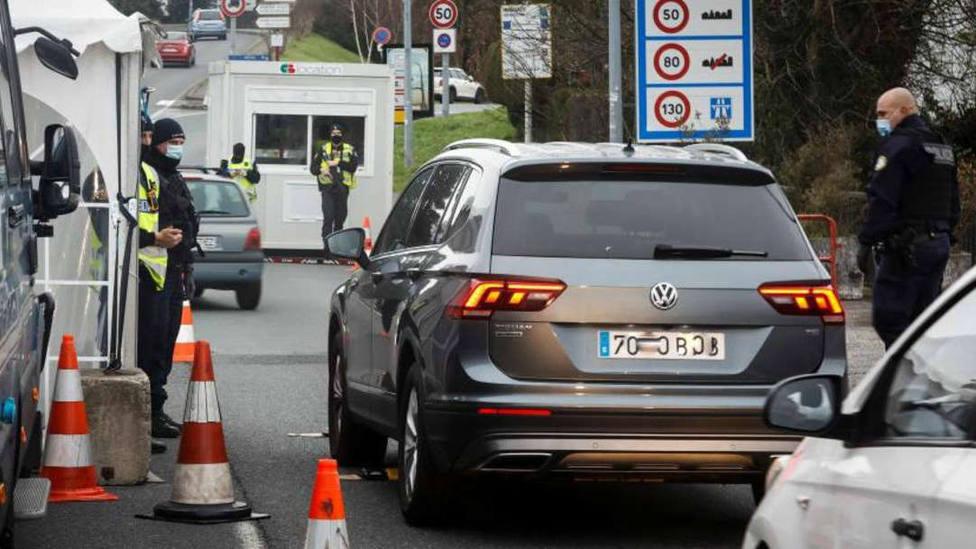 La Policía pedirá desde hoy PCR en pasos fronterizos con Francia en Pirineo