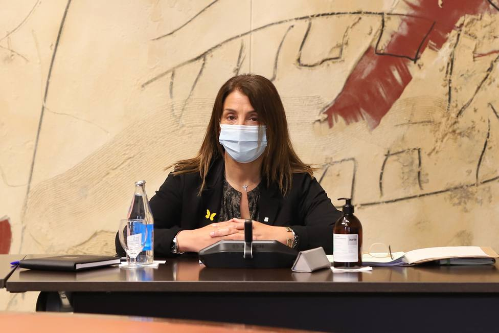 Cataluña prepara un marco legal para aplicar el toque de queda tras el 9 de mayo