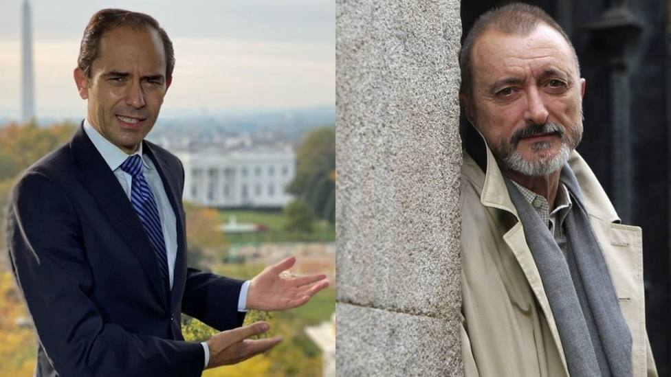 José Ángel Abad, corresponsal de Antena 3, explica el vínculo que tiene con Pérez-Reverte: Me ayudó