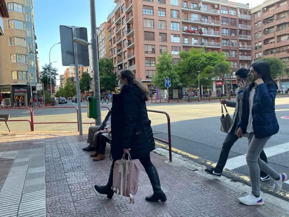 El avance del coronavirus en La Rioja por municipios: Bajan los casos activos en Logroño y Calahorra