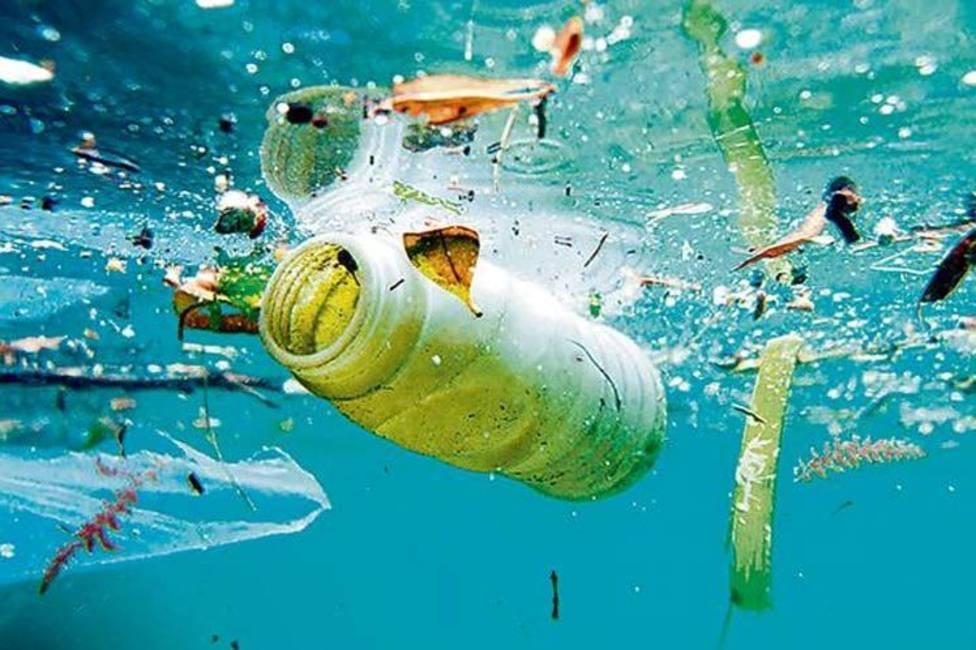 El 80% de la bsaura marina es plástico