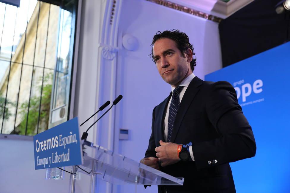 García Egea denuncia que la respuesta del Govern a los indultos es más malversación