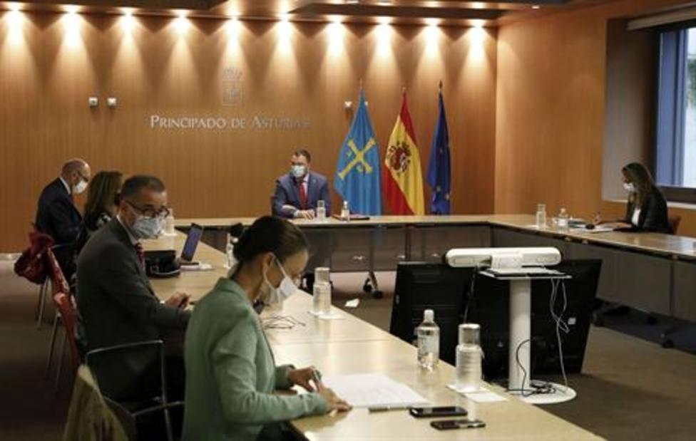 Consejo de Gobierno del Principado de Asturias