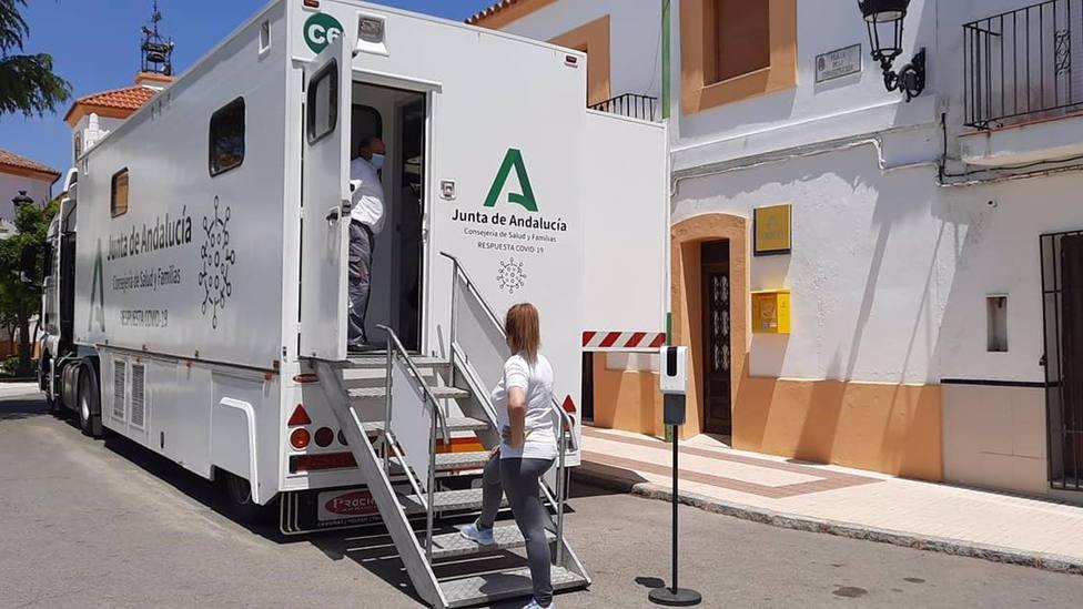 CORONAVIRUS | Andalucía registra 680 positivos, 27 muertes y su tasa es 139,2, la más baja en cinco meses