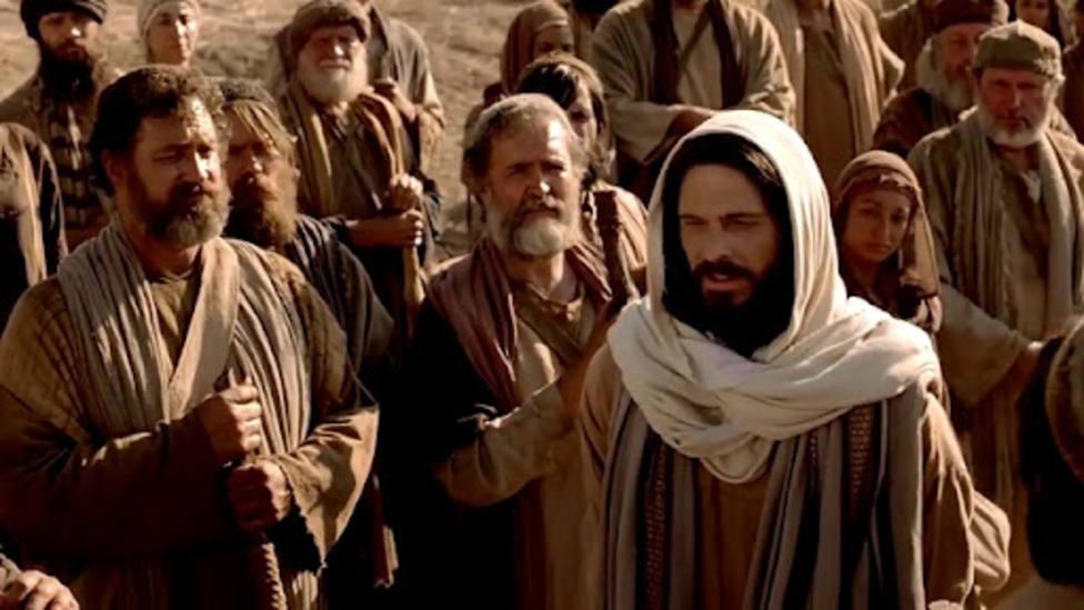 """""""Meteos bien en los oídos estas palabras: El Hijo del hombre va a ser entregado en manos de los hombres"""""""