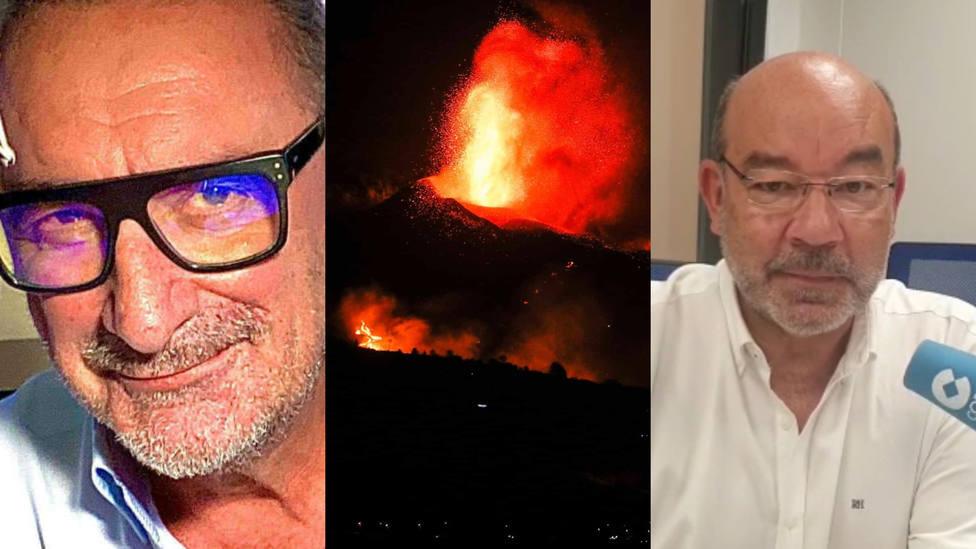 El avance de las coladas de lava en La Palma, entre lo más visto de la semana